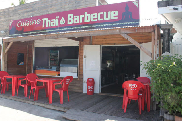 Thaï Barbecue