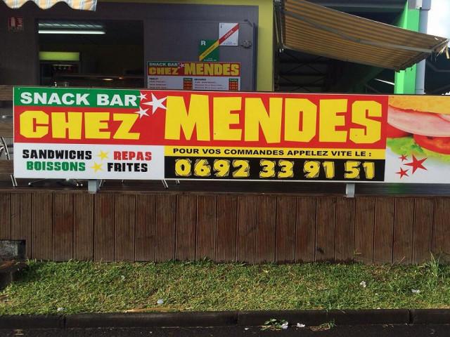Snack Chez Mendes