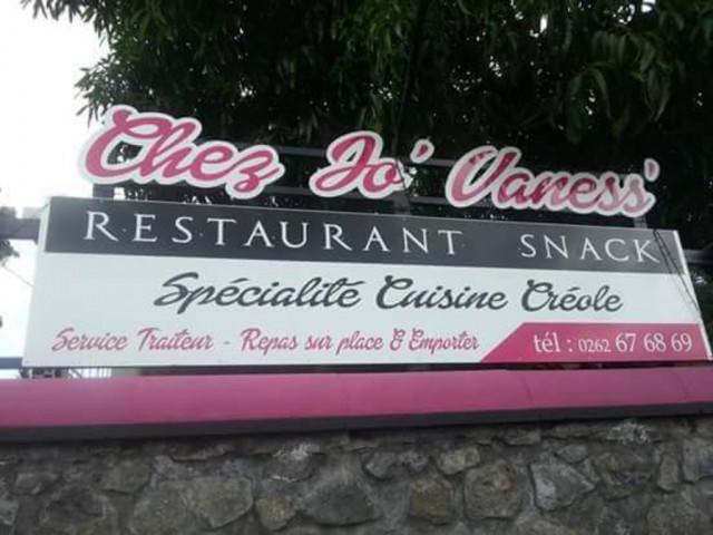 Restaurant Chez Jo' Vaness'