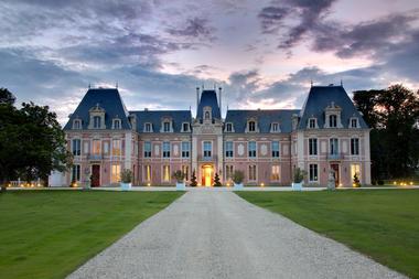 L'Alexandra Golf Resort Palace à Mazières-en-Gâtine