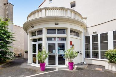 La résidence hôtelière Appart'City à Niort
