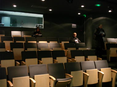 Médiathèque - Auditorium
