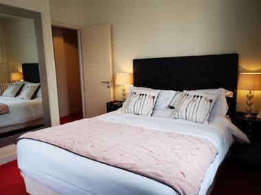 Chambre supérieure - Hotel Boeuf Couronné Chartres