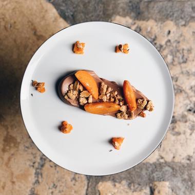Chocolat abricot lavande