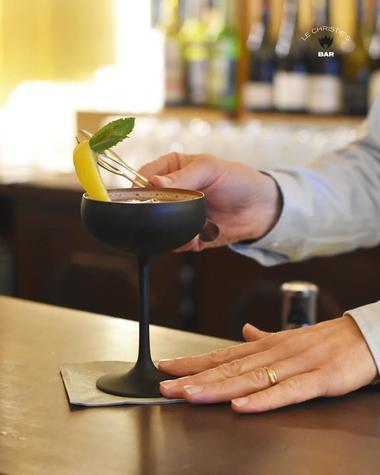 Cocktails Bar le Christie's Chartres - Restaurant L'Amphitryon Chartres