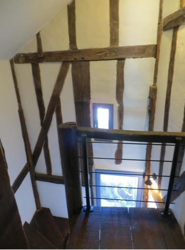 Maison Bogia Chartres Escalier