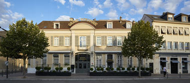 Hôtel Spa Le Grand Monarque