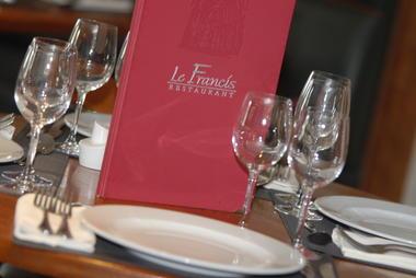 Hôtel L'Orée de Chartres - restaurant - carte