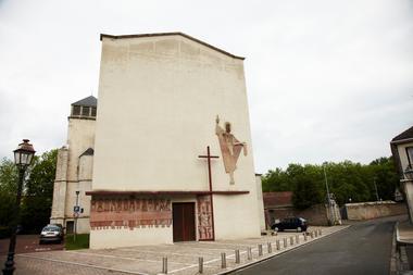 Eglise Saint-Lazare de Lèves
