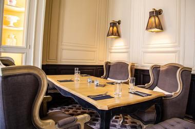 Le Molière - Restaurant salon de thé - Chartres