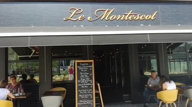 Le Montescot Chartres - Restaurant terrasse