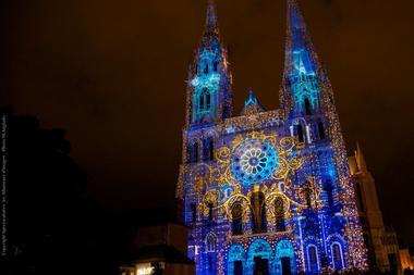 Visites guidée Chartres en Lumières