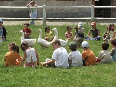 Groupe enfants
