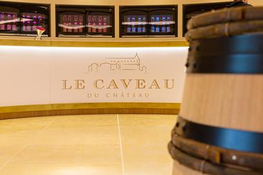 Le Caveau du Château