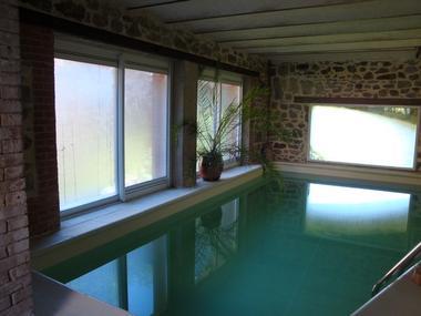 Berthoir piscine