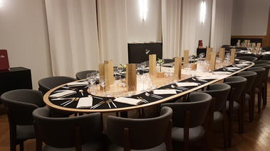 Hotel restaurant Eclosion