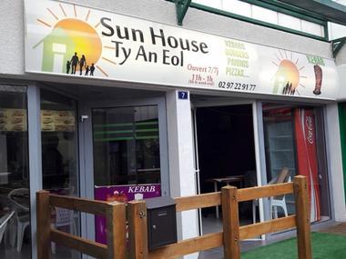Sun House Kebab - Ploërmel - Brocéliande