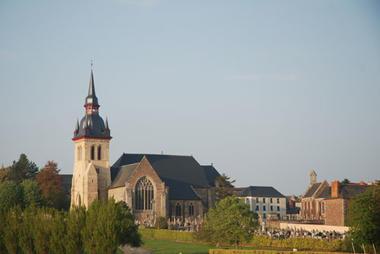 Abbatiale de Saint-Méen