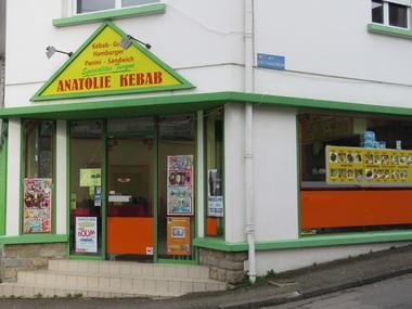 Anatolie Kebab - Josselin - Bretagne