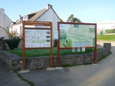 Base VTT des landes de Lanvaux - Morbihan - Bretagne