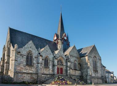 Eglise Saint-Pierre - Sérent
