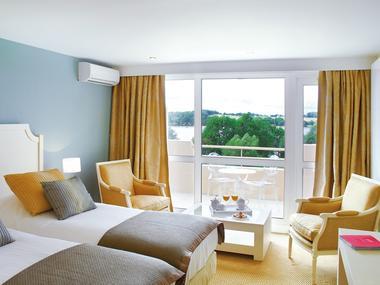 Hôtel-Le Roi Arthur-Ploërmel-Destination-Brocéliande-Bretagne