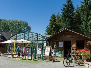 camping vallée du Ninian - insolite - accueil - Taupont