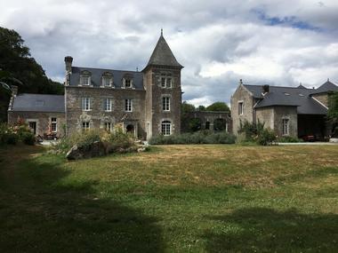 Château de la Ville Voisin_1-Augan-Brocéliande-Bretagne
