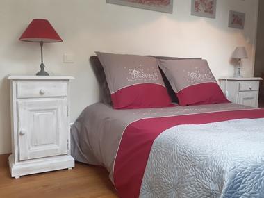Chambre d'hôte Lilas - Les Courtils - Ploërmel - Bretagne