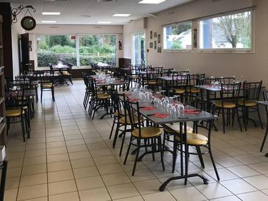 Restaurant ouvrier - le D8 - Monterrein - brocéliande