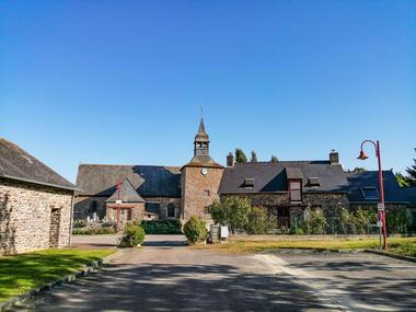 Eglise Saint-Guillaume Saint-Gonlay 2©Office de Tourisme de Montfort Communauté.jpg