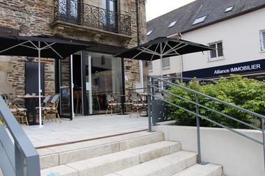 O Blazenn - Extérieur terrasse (3)