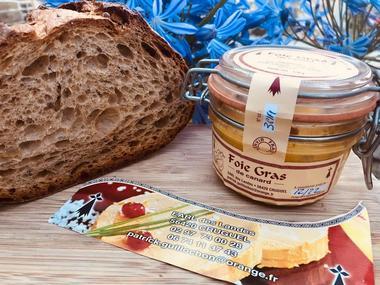 Foie gras de Cruguel - EARL des Landes - Morbihan - Bretagne