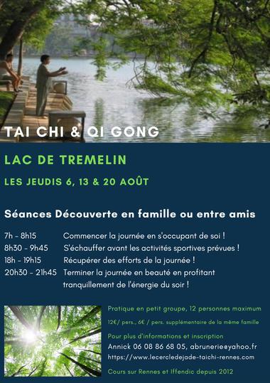 Taï chi et Qi Quong
