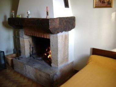 Gîte Michel cheminée - Caro - Morbihan - Bretagne