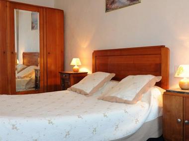 Gîte Bocandé chambre double - St Marcel - Morbihan - Bretagne