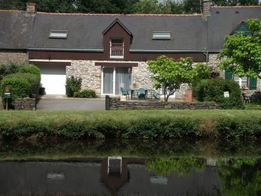 Gîte Cardin - St Marcel - Morbihan - Bretagne