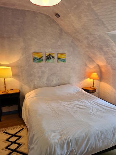Gîte La Lorien de Brocéliande_Paimpont_chambre_3
