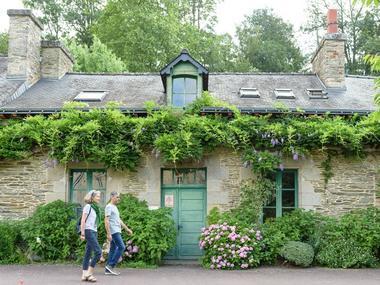 Gîte d'étape - Maison éclusière - Josselin - Morbihan - Bretagne