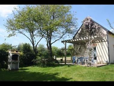 Gîte la Passagère jardin - Caro - Morbihan - Bretagne