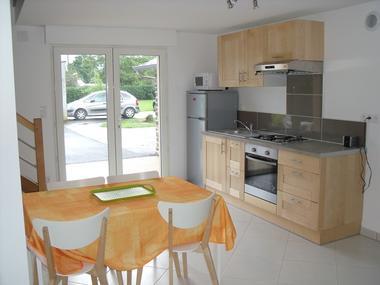 Gîtes de l'Oust studio cuisine - Saint-Marcel