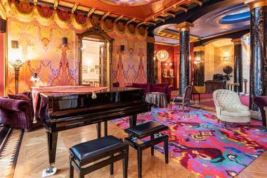 Grand salon du Chateau