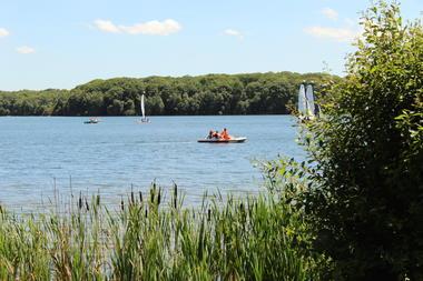 Accrobranche au lac de Trémelin Iffendic