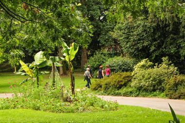 Parc municipal Montfort sur Meu