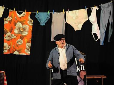 spectacle comique - Jaoset d'Lainti - Ploërmel - Morbihan