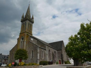 Journées du Patrimoine 2018 - Eglise St Pierre Beignon -