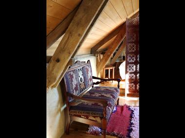 La Chelidoine fauteuil etage