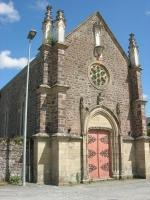 La chapelle Saint Joseph à Montfort-sur-Meu