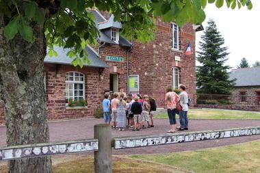 Maison école Saint-Gonlay