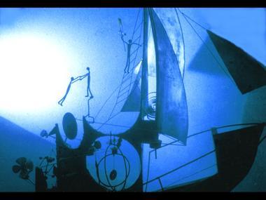 Poète Ferrailleur, bateau - Lizio - Morbihan - Bretagne